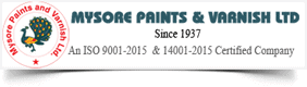 Mysore Paints Logo